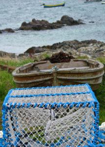 Iona, Scotland - Inner Hebrides - Lobster Pot