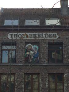 Trollekelder Bar - a brilliant Belgian Beer House
